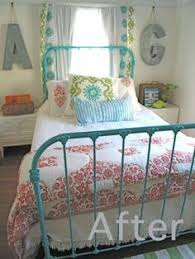 hospital style single metal bed google search the nest twin bedroom pinterest metal beds beds and bed shops blue vintage style bedroom