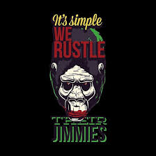 """""""It's <b>Simple</b> - <b>We Rustle</b> Their Jimmies - Funny"""" Poster by Ding-One ..."""