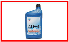 <b>Chevron</b>: <b>Трансмиссионное масло</b> ATF +4.