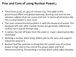 Nuclear Power Essay Pros And Cons   Essay Essay