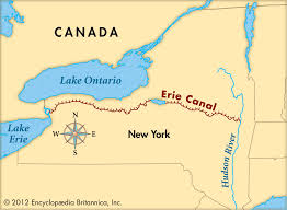 「Erie Canal」の画像検索結果