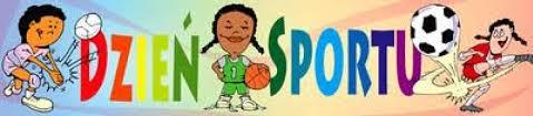 Znalezione obrazy dla zapytania dzień sportu w przedszkolu