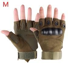 <b>Тактические перчатки без пальцев</b> Половина пальцев Военная ...