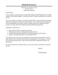 assistant manager cover letterclassic design secretary cover letter example