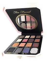 Too Faced Pretty Rich Diamond Light Eye Shadow ... - Amazon.com