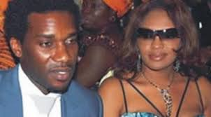 Image result for Jay Jay Okocha, Wife