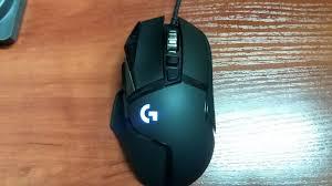Обзор от покупателя на <b>Мышь Logitech G502 HERO</b> Black USB ...