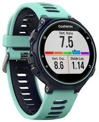 Часы <b>Garmin Forerunner</b> 735XT — купить по выгодной цене на ...