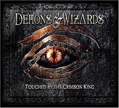 <b>Demons</b> & <b>Wizards</b> - <b>Touched</b> By the Crimson King - Amazon.com ...