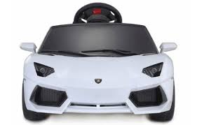 Under License Lamborghini Aventador Battery <b>Kids Ride on</b> Car ...