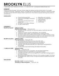 how to make resume example  biodata form sample and how to make    software training resume example