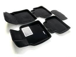 <b>Коврики салона</b> Euromat 3D LUX <b>текстильные</b>, <b>чёрные</b> для Lexus ...