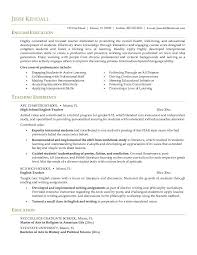 1000 images about resume on pinterest teacher resume template teacher resumes and middle school teachers teacher resume samples free