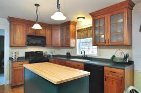 breathtaking modern kitchen cabinet doors with wood material feat glamorous black granite countertop ideas plus beautiful white subway tile backsplash breathtaking modern kitchen lighting options