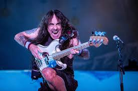 <b>Iron Maiden's</b> Steve Harris: Why I Decided to Play Bass