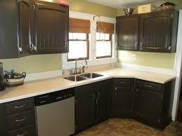 painting kitchen cabinets black ideas large floor ideas for startling black white kitchen floor tile