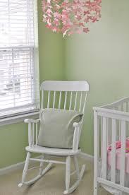 baby nursery rockers baby room design idea using white crib and glider rocking chair plus baby nursery rockers rustic