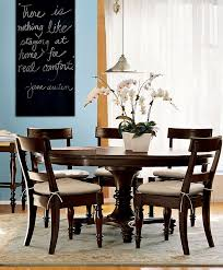 pottery barn style dining table: lovely dining rooms collection from pottery barn blue wall daily dining room furn