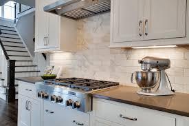 kitchen backsplashes shaker style maple cabinets beautiful subway tile backsplash photos hgtv