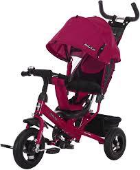 Купить <b>Трехколесный велосипед MOBY</b> KIDS Comfort 10x8 AIR ...