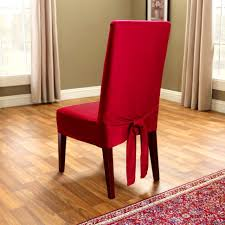 Red Dining Room Chair Covers Furniture Delightful Fashionable Dining Room Chair Seat Covers