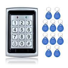 Free shipping 125KHz Waterproof <b>RFID Access Control Metal</b> ...