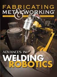 Fabricating & Metalworking book cover