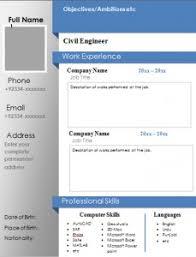 Civil Engineer Resume  engineer resume objective  resume examples