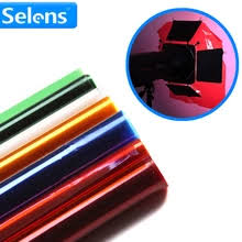 Buy color filter gel and get free shipping on AliExpress.com