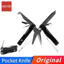 Original <b>HUOHOU MINI Multi</b>-<b>Function</b> Knife <b>Pocket</b> Folding Knife ...