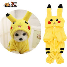 SUPREPET Cartoon Cat Costume <b>Pet Cosplay Clothes</b> With Button ...