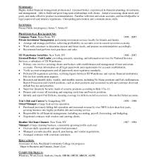 resume  financial advisor resume sample  corezume coresume service advisor cover letter financial sample finance  financial advisor resume sample