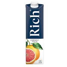 Сок Rich грейпфрут 1 л