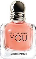 <b>Emporio Armani In Love</b> With You Eau de Parfum Spray