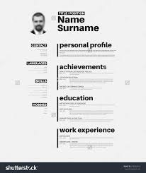 nice resume layout co nice resume layout