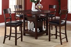 Tall Dining Room Table Chairs Captivating Tall Dining Room Table Sets Picture Cragfont