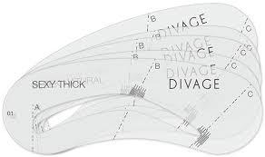 "DIVAGE <b>Набор трафаретов для бровей</b> ""IDEAL BROW STENCILS ..."