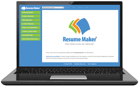 resume career individual software resume makerreg for windows