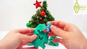 Play-Doh Surprise Happy New Year Trees , Mickey Mouse Ben10 ...