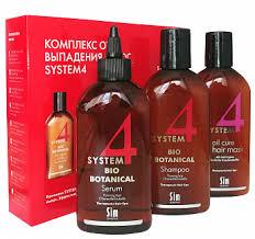 System 4 лечебный <b>комплекс от выпадения волос</b>