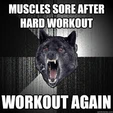 muscles sore   Tumblr via Relatably.com