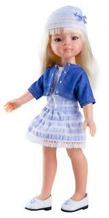 <b>Кукла Маника</b> Casual, 32 см 04406 <b>Паола Рейна Paola Reina</b> ...