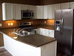 Grey Stained Kitchen Cabinets How To Refinish Stained Wood Kitchen Cabinets Kitchen Cabinets
