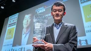 Ding <b>Liren</b> is the winner of Grand Chess Tour <b>2019</b>