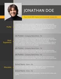 amazing resume templates to get noticed by recruitersfree modern resume template