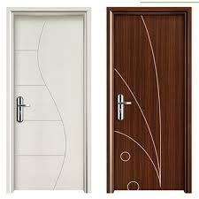 modern hotel waterproof wpc pvc bathroom door fancy design - buy ...