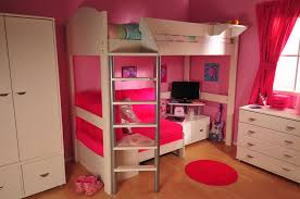 furniture twin size loft bed with mini desk on wooden floor in most seen images the bunk bed home office energy