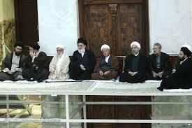 Image result for حرم خمینی مراسم سال 94