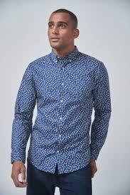 <b>Mens Floral Shirts</b> | Regular & <b>Slim</b> Fit <b>Shirts</b> | Next UK