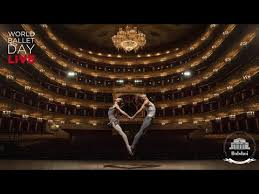 #WorldBalletDay 2019 - The Bolshoi <b>Ballet</b> LIVE - YouTube